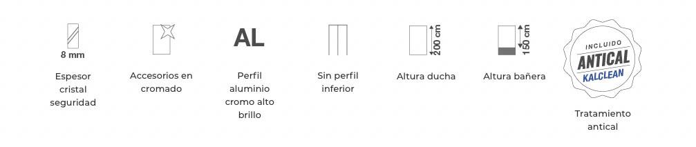 Caracteristicas Azabache II
