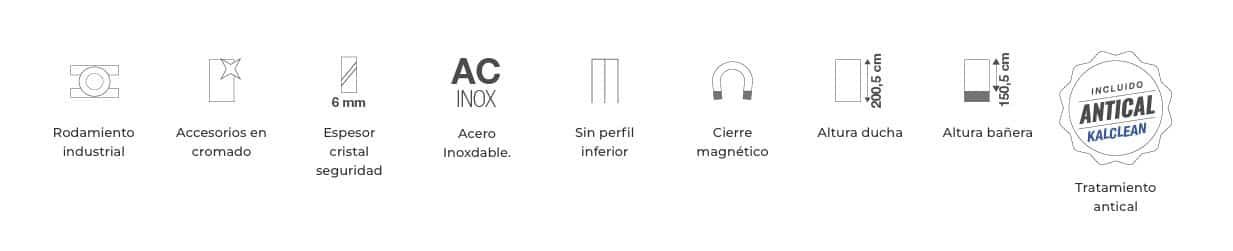 Caracteristicas Steel Roller