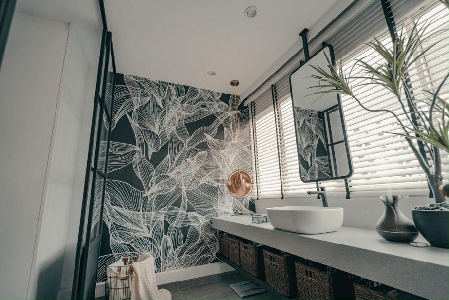 vinilo mampara ducha, vinilos para mamparas de baño